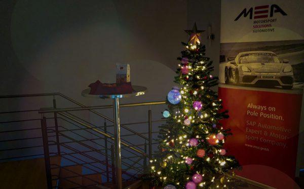 MSA GmbH Tannenbaum Weihnachtsbaun Weihnachten 2020