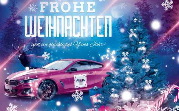 MSA GmbH Frohe Weihnachten