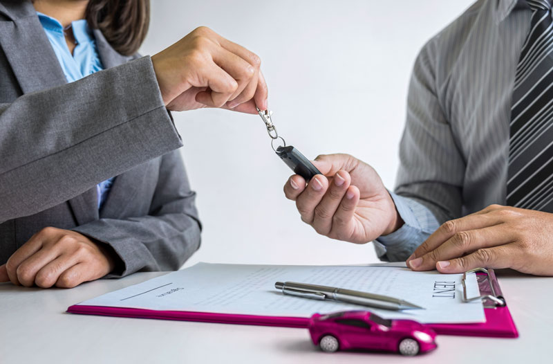 Contract Management Automotive